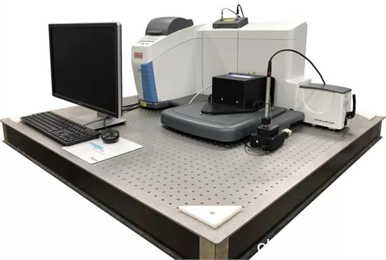 实验仪器介绍:拉曼光谱仪