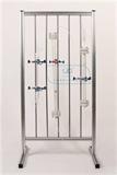 铝合金层析柱座架