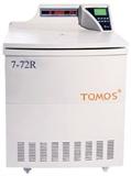 大容量冷冻离心机价格,落地式离心机,TOMOS 落地式大容量冷冻离心机 7-72R