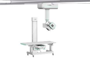安健悬吊平板DR(数字化X光机)