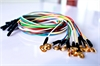脑电肌电导联线金盘盘状电极线