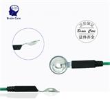 脑电肌电导联线银盘盘状电极线