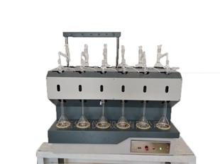 全自动一体化蒸馏仪