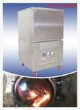 金属锌铜铝铅微波高温熔化窑炉