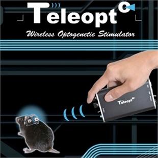Teleopto无线光遗传光刺激系统