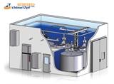 气相液氮自动化存储系统