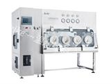 ZW-TW-HLV2500W型无菌检验隔离系统(硬舱体双舱、紊流、双面操作)