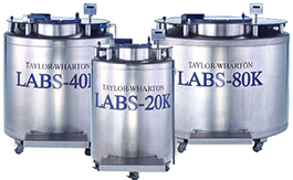沃辛顿(原美国泰来华顿)气相液氮罐,LABS系列低温存储罐