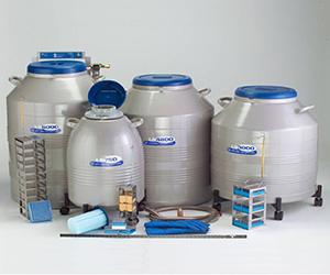沃辛顿实验室(LS)系列液氮罐