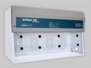 AirClean® Systems C型PowderSafe™ 无管天平柜