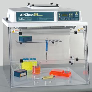 AirClean® Systems AC600系列 PCR工作站