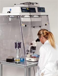 AirClean® Systems无管显微镜工作台
