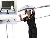 线索张力检测仪 地铁高铁线路施工索力检测装置