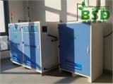 博斯达BSD实验室综合污水处理装置效率高