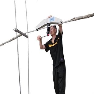 电气化铁路绳索张力测试仪 线索张紧力检测仪