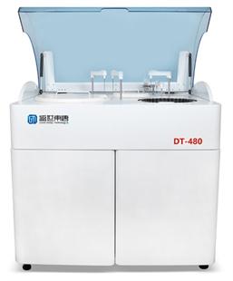 DT480全自动生化分析仪报价 化验室用生化分析仪
