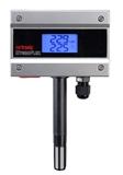 HF132-DB1XD1XX管道温湿度变送器 风管型温湿度测试仪