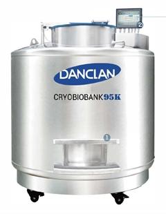 Danclan Biotech Cryobiobank系列高效液氮储存罐