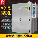 怡和兴不锈钢烤箱耐高温工业烘箱电热鼓风干燥箱大型恒温烤箱定制