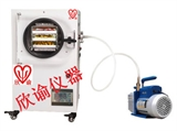 小型冻干机XY-FD-L1水果冷冻干燥机