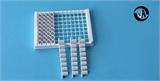 J09604百千生物全白可拆卸96孔酶标板发光检测8孔板酶标板灭菌独立包装