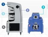 实验室/动物房/疾控中心过氧化氢灭菌器