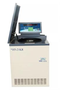 新冠试剂生产专用离心机H5-21KR