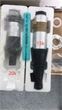 深华泰口罩机探头20KHz超声波焊接换能器 厂销超声波震子发生器电源15K