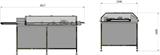 HSA包装顶空分析法CO2无损检测仪
