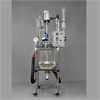 长城科工贸实验室仪器双层防爆玻璃反应釜GR-20Ex