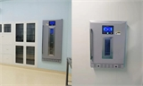 手术室医用保温柜嵌入式安装