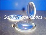 氟化钙CaF2平凸球面镜