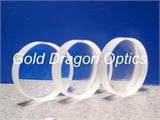 12D石英DCV-JGS1双凹球面镜/石英双凹透镜
