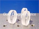 氟化钙CaF2平凹球面镜