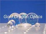 氟化钙CaF2双凸球面镜