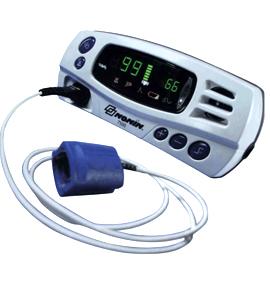 美国NONIN燕牌进口台式医用脉搏血氧仪7500