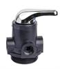 润新阀F64A 4吨手动软化控制阀 软水设备玻璃钢树脂罐控制头