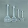 半导体新材料行业常用PFA容量瓶多款规格螺纹口密封优