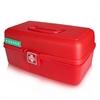 蓝夫LF-12808三层折叠耐酸碱急救箱