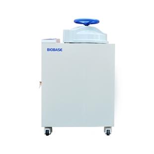 博科全自动高压蒸汽灭菌器