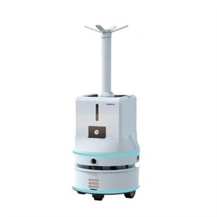 0雾化消毒机器人