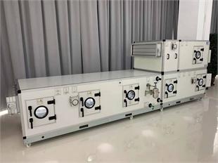 组合式空气处理机组