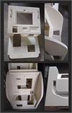 医疗器械外壳台车加工ABS美容仪器机箱