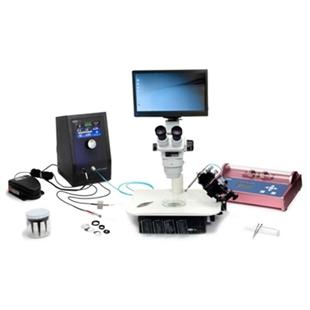 显微操作系统(气动皮升点针式电穿孔显微操作系统)